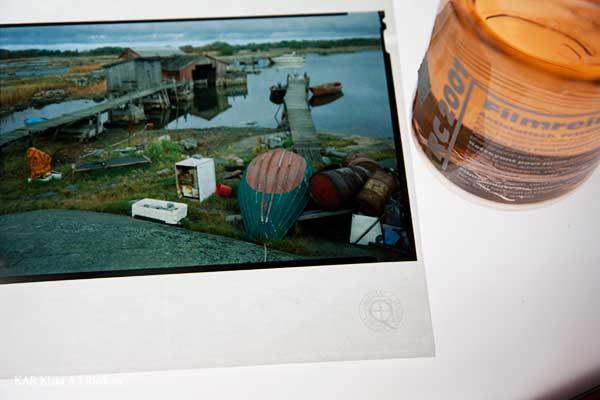 Laakadiojen skannaus, pesu & museoarkivointi 12/2008