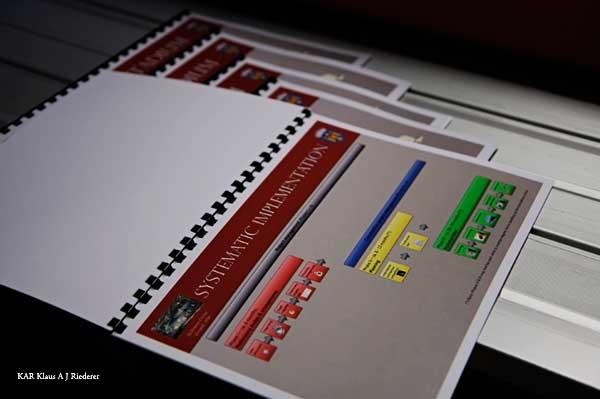 Selätetyn esitteen valmistaminen 09/2009