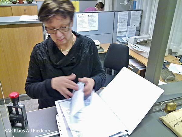 Valokuvaaja, Tekniikan tohtori, Klaus A J Riederer, Kiasman pääjohtajaksi!, 02/2010