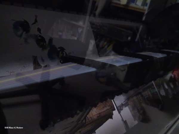 Pigmenttivedokset 13x18cm2 koossa, 03-05/2010