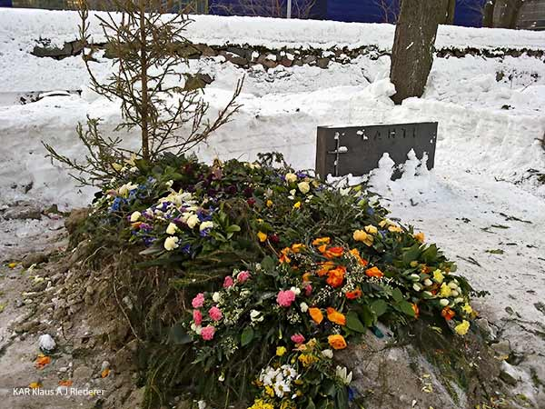 Isäni muistolle, 02/2011