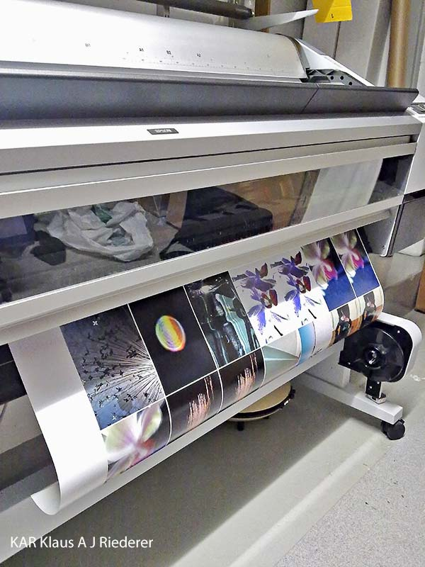 Pigmenttivedokset 13x18cm2, Ritva Lassila, 04/2011