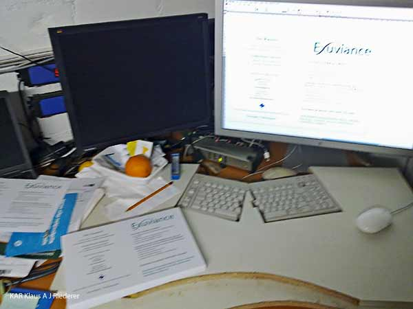 Mainoslehtisen suunnittelu, taitto ja tulostaminen, Kauneushoitola Kristel Stranden, 04/2010