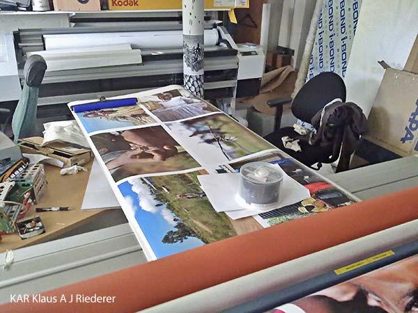 Pigmenttivedokset KAPAMountille huippulaadulla edullisesti, Anna Huittinen, 08/2011