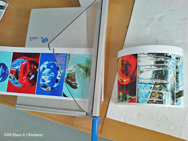 Pigmenttivedokset 13x18cm2, Ritva Lassila, 03/2012
