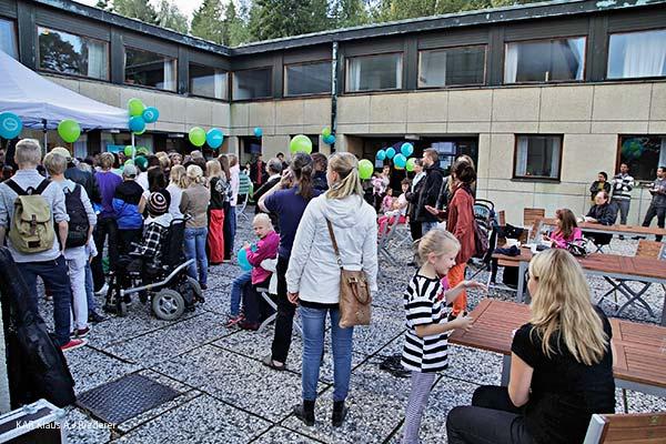Avoimet ovet Lauttasaaren kirkossa, 09/2012