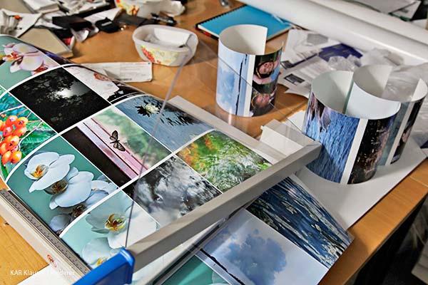 Pigmenttivedokset 13x18cm2, Ritva Lassila, 09/2012