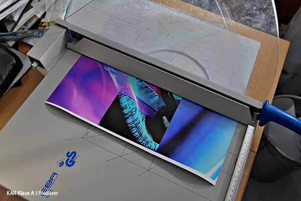 Pigmenttivedostaminen 13x18cm2, Ritva Lassila, 02/2013