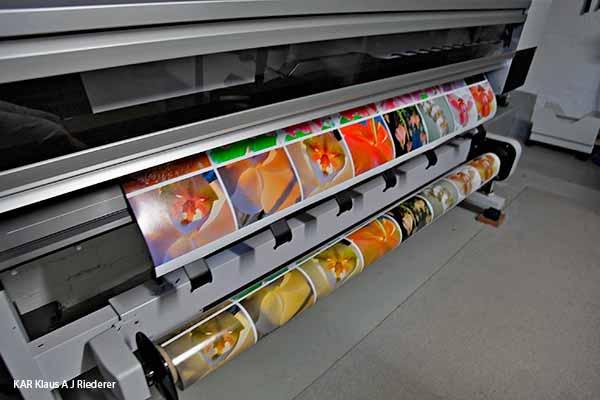 Pigmenttivedostaminen 13x18cm2, Ritva Lassila, 06/2013