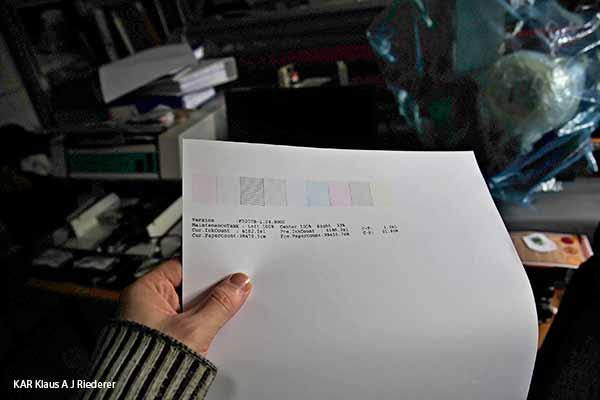 Pigmenttivedoksia KAPA-Mountille, Peter Korkman, 05/2014