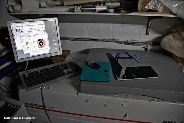 Rullafilmikiekon digitointi, Bon Jovi Fan club, Pigmenttivedostaminen 13x18cm2, 05/2014
