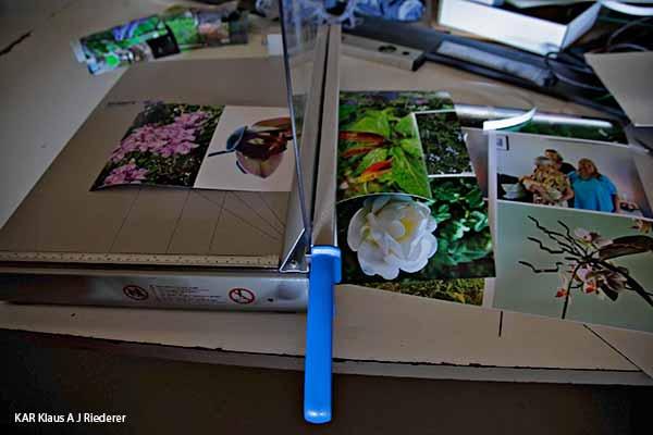 Pigmenttivedostaminen 13x18cm2, Ritva Lassila, 09/2014