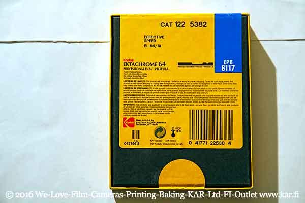 Film & camera testing I, Cambo SC + Schneider Kreuznach Super Angulon 5.6/65 Prontor & Kodak Ektachrome 64 4x5