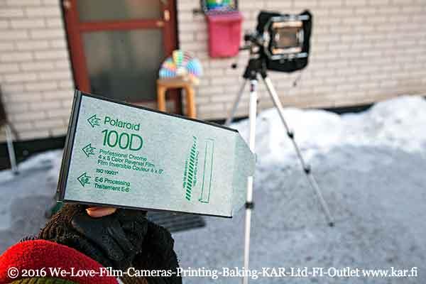 Film & camera testing III: Cambo SC + Schneider Kreuznach Super Angulon 5.6/65 Prontor & Polaroid 59 + 100 D QL 4x5
