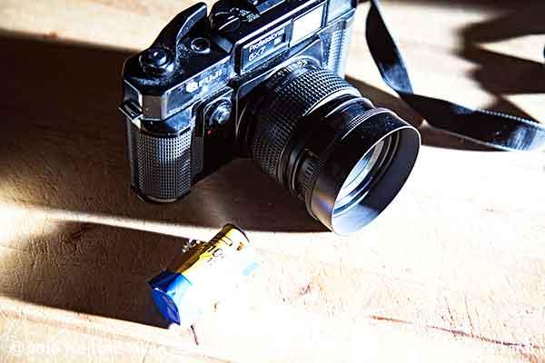 Film & camera testing VI: Fuji GW670II EBC Fujinon SW 90mm F3.5 & Kodak Ektachrome 100GX 120
