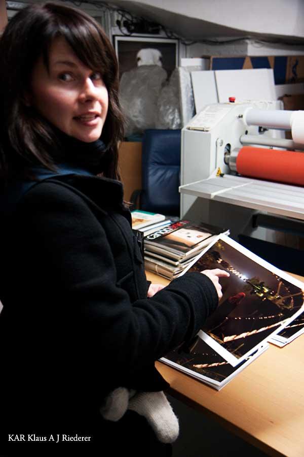 Arkkivedostaminen Vepsäläiselle 12/2009