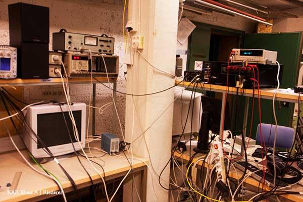 Kaiuinmittaukset Mikrobitille 12/2009