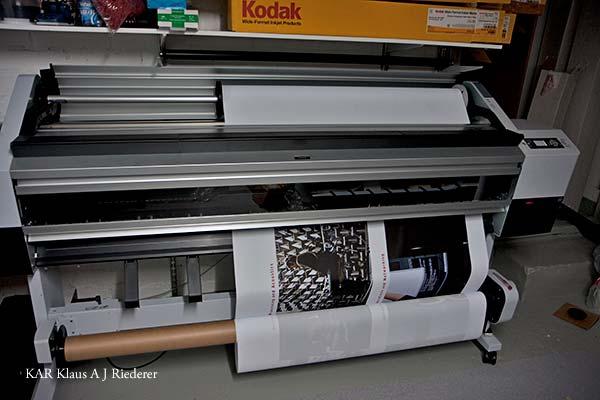 Pigmenttivedostaminen polyesterikankaalle