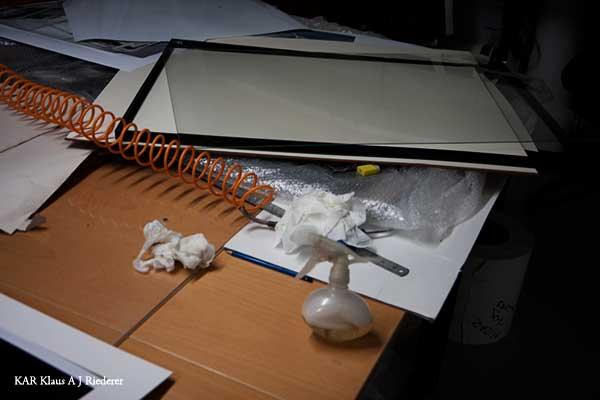 Vaihtokehystäminen Vepsäläiselle 12/2009