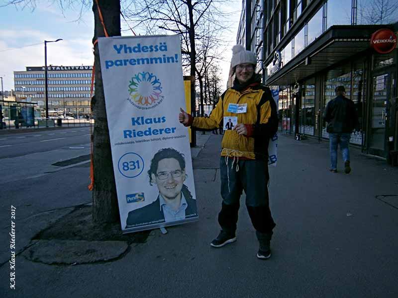 yhdessaparemmin.kar.fi Yksi elämä, yksi ääni