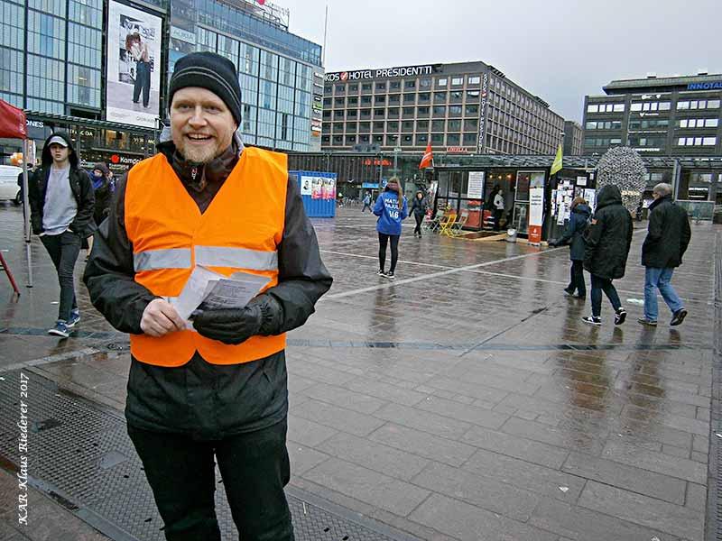 yhdessaparemmin.kar.fi Sade tuli rankka, äänestäjät pois vei..